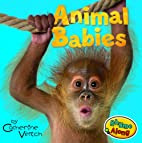 Animal Babies (Rhyme Along) by Catherine…