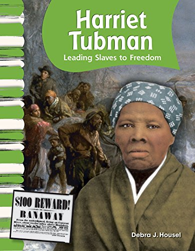 """harriet tubman s heroism Known as the """"moses of her people,"""" harriet tubman was enslaved, escaped, and helped others gain their freedom as a """"conductor of the underground railroad."""