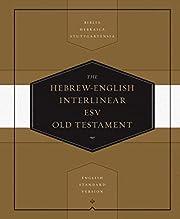 Hebrew-English Interlinear ESV Old…