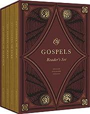 ESV Gospels, Reader's Set (Cloth over Board)…