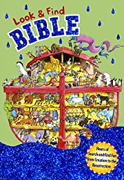 Look and Find Bible de B&H Editorial Staff