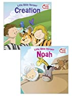Creation/Noah Flip-Over Book (Little Bible…