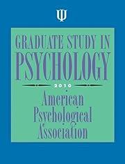 Graduate Study in Psychology 2010 de…