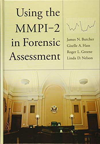 PDF] Using The MMPI-2 in Forensic Assessment | Free eBooks