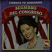 Miembro del Congreso/ Member of Congress…