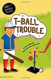T-Ball Trouble (My First Graphic Novel) de…