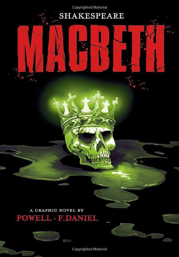 Sample Summary Plot of Macbeth
