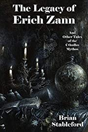 The Legacy of Erich Zann and Other Tales of…