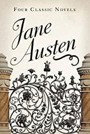 Jane Austen: Four Classic Novels (Fall River…