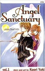 Angel Sanctuary 1 por Kaori Yuki