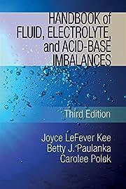 Handbook of Fluid, Electrolyte and Acid Base…