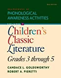 Sourcebook of phonological awareness activities. Candace L. Goldsworthy