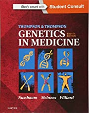 Thompson & Thompson Genetics in Medicine…