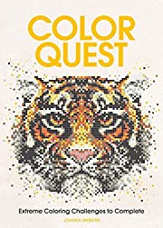 Color Quest: Extreme Coloring Challenges to…