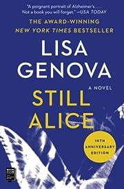 Still Alice – tekijä: Lisa Genova