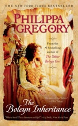 The Boleyn Inheritance written by Philippa Gregory
