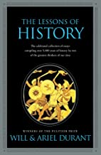 The Lessons of History by Will Durant
