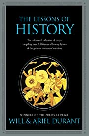 The Lessons of History af Will Durant