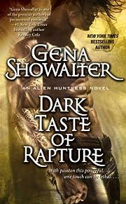 Dark Taste of Rapture (Alien Huntress…