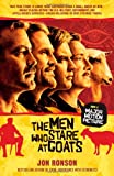 The Men Who Stare at Goats (Book) written by Jon Ronson