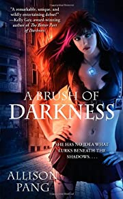 A Brush of Darkness af Allison Pang