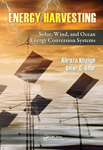 PDF] Energy Harvesting: Solar, Wind, and Ocean Energy Conversion