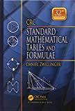 CRC standard mathematical tables and formulae / editor-in-chief, Daniel Zwillinger