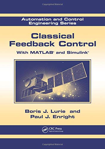 PDF] Classical Feedback Control: With MATLAB and Simulink, Second