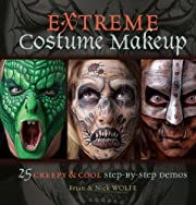Extreme Costume Makeup: 25 Creepy & Cool…