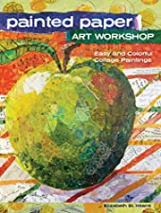 Painted Paper Art Workshop: Easy and…
