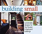 Building Small: Sustainable Designs for Tiny…