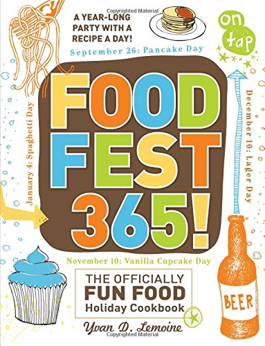 Foodfest 365! by Yvan D. Lemoine