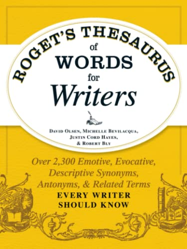 PDF] Roget's Thesaurus of Words for Writers: Over 2,300 Emotive
