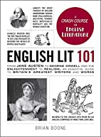 English Lit 101: From Jane Austen to George…