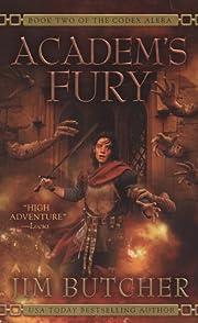 Academ's Fury (Codex Alera Book 2) de…