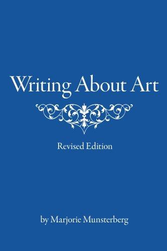 writing about art pdf
