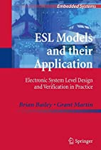 ESL models and their application :…
