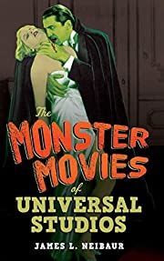 The monster movies of Universal studios –…