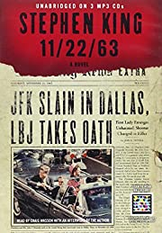 11/22/63: A Novel – tekijä: Stephen King