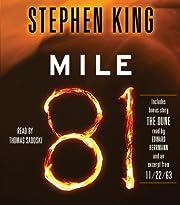 Mile 81: Includes bonus story 'The Dune' von…