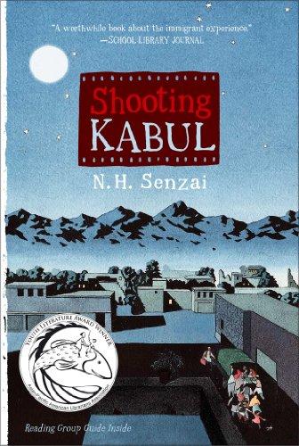 SHOOTING KABUL BY N.H. SENZAI