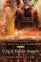 City of Fallen Angels (Mortal Instruments)…