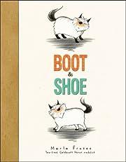 Boot & Shoe – tekijä: Marla Frazee