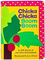 Chicka Chicka Boom Boom (Board Book) av Bill…