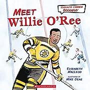Scholastic Canada Biography: Meet Willie…