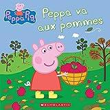 Peppa va aux pommes