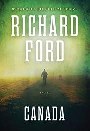 Canada af Richard Ford