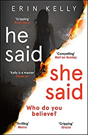 He Said/She Said: the must-read bestselling…