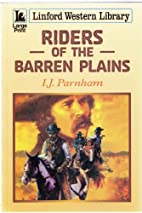 Riders Of The Barren Plains (Linford Western…