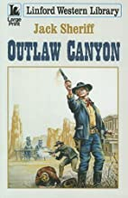 Outlaw Canyon (Linford Western Library) by…